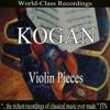 Nocturne and Tarantella for Violin and Piano in E Minor, Op. 28