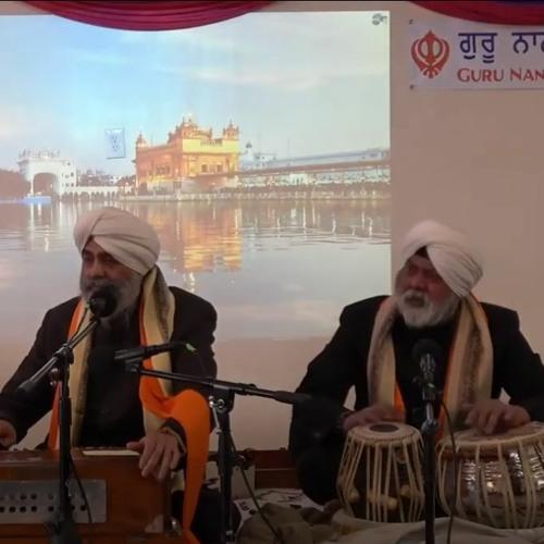 Deh Sivaa Bar Moh Ihai | Bhai Sahib Davinder Partap Singh Ji | Guru Nanak Darbar Hicksville |