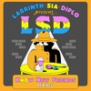 LSD feat. Sia, Diplo, and Labrinth - No New Friends (Dombresky Remix)