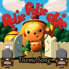 Rolie Polie Olie Theme Song Organ Cover