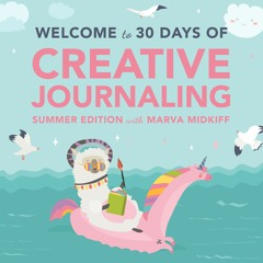 Summer Creative Journaling Journey Community Kickoff Call