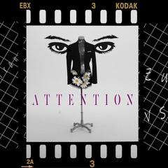 Sony Tran - Attention ft. Zuy & VSoul [OFFICLA AUDIO]