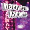 Party Tyme Karaoke - Show Tunes 7