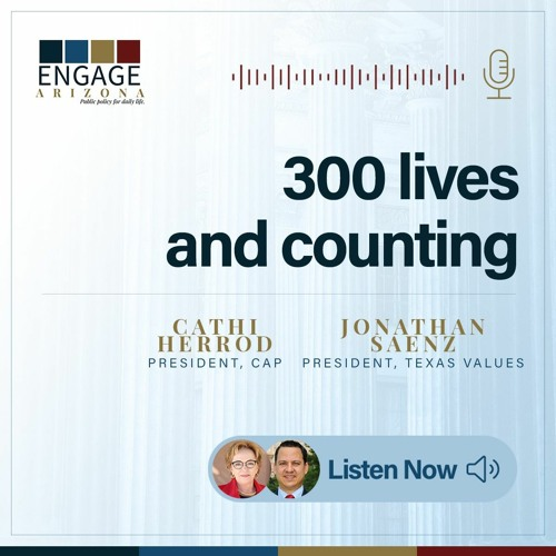 300 lives and counting
