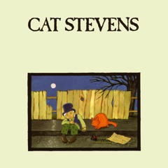 CAT STEVENS WITH MY PERSONAL SIGNATURE
