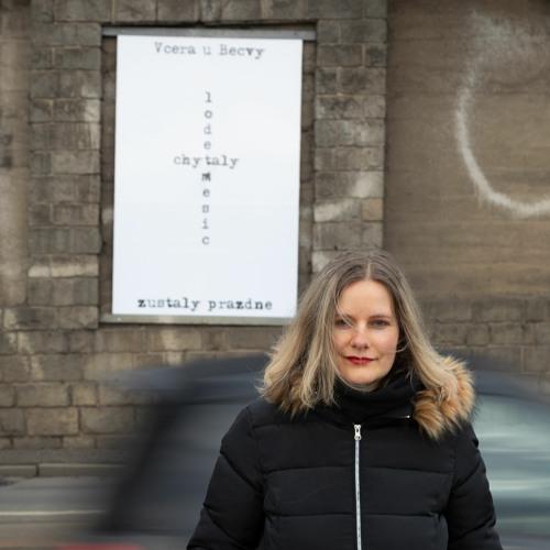 Artwall Gallery: Nevýslovný (Anna Beata Háblová)