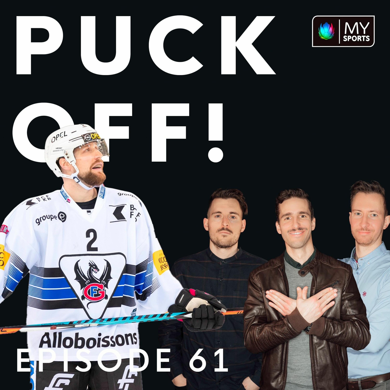 PUCK OFF! Episode 61 - Lehrer Abplanalp aus Grindelwald