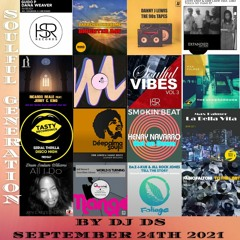 SOULFUL GENERATION ON HOUSESTATION RADIO BY DJ DS(FRANCE) SEPTEMBER 24TH 2021