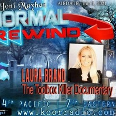 Paranormal Rewind with Laura Brand