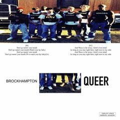 BROCKHAMPTON- QUEER (1998 Remix)