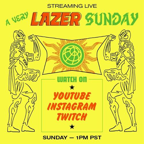 Major Lazer - A Very Lazer Sunday #2 (Full Livestream Mix)