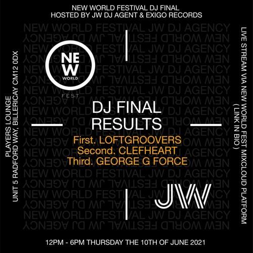 New World Fest Final - Loftgroovers Set (June 2021)
