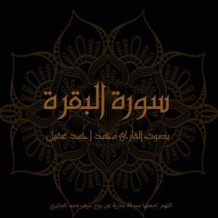 سورة البقرة - تلاوة القارئ محمد أحمد عقيل