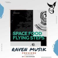 PREMIERE: Space Food - Flying Steps (Original Mix) [Sarcasm Recordings]