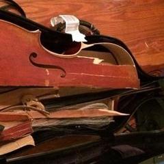 Farmer Glitch / Zoe Li - Cello/broken electronics.