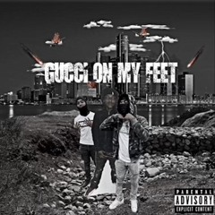 Wealthy Cari - Gucci On My Feet prod by Davy Da Don