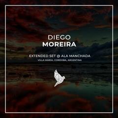 Diego Moreira @ Extended Set - Ala Manchada, Cordoba, Argentina