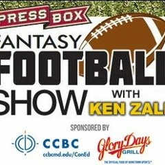 PressBox Fantasy Football Show with Ken Zalis (September 15, 2021)