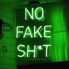 no fake sh*t - Ozee 100