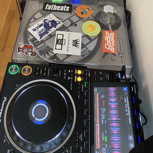 Crown Heights Radio - Hip Hop Mix - SoHoDutch