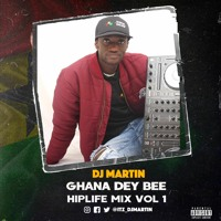 Ghana Dey Bee!! HipLife Mix Vol.1