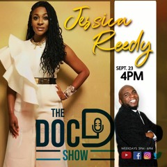 JESSICA REEDY JOINS THE DOC D SHOW FOR A TRANSPARENT INTERVIEW!