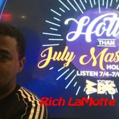 WBLS July 4th 2021 mix - Rich LaMotte