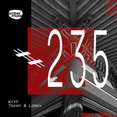 Amber Muse Radio Show #235 with Taran & Lomov // 28 May 2021
