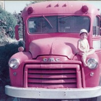 Big Red Bus: 1970s