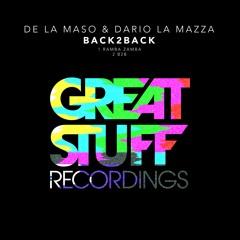 De La Maso & Dario La Mazza - Ramba Zamba
