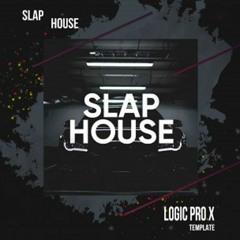 Slap House Template for Logic Pro X
