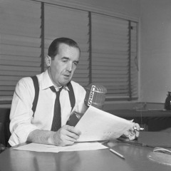 Edward R. Murrow's Harsh Words For Senator McCarthy
