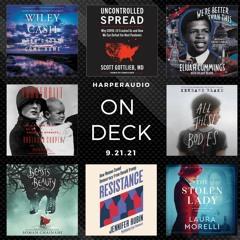On Deck - Audiobooks on sale 9.21.21