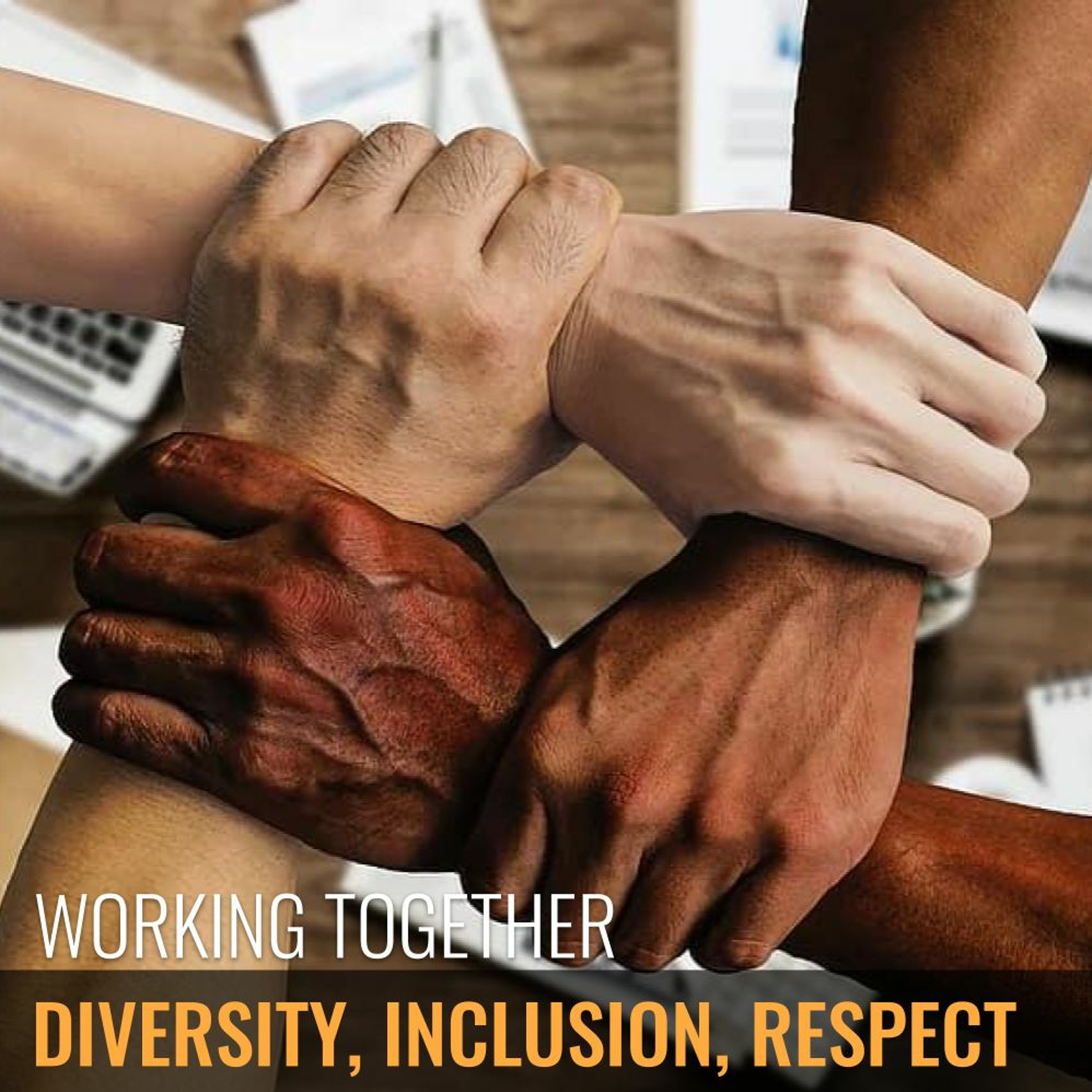 AIRWaves #46: Working Together - Diversity, Inclusion and Respect
