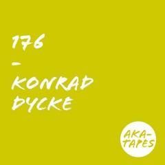 aka-tape no 176 by konrad dycke