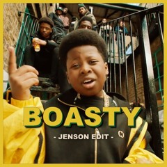 Boasty (JENSON Edit)