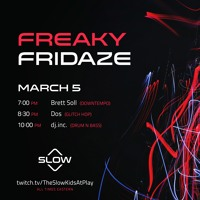 Freaky Fridaze - March 2021 (4hr Drum & Bass Set)