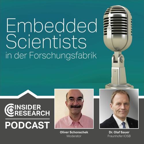 Embedded Scientists in der Forschungsfabrik, ein Interview mit Dr. Olaf Sauer vom Fraunhofer IOSB