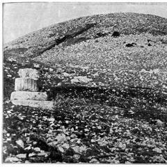 Mt Lykaion's sacred temenos