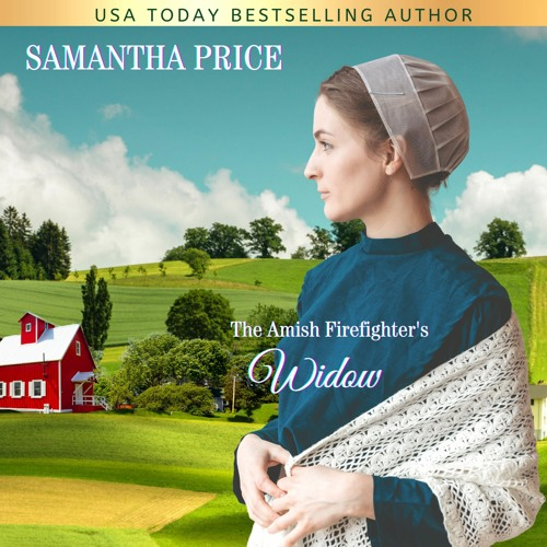 Amish Widow's Faith by Samantha Price, Narrated by Heather Henderson
