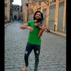 موسيقي خلي بالك من عقلك- عمر خيرت 5aly balk men 3a2lk -omar khairat violin cover by obit