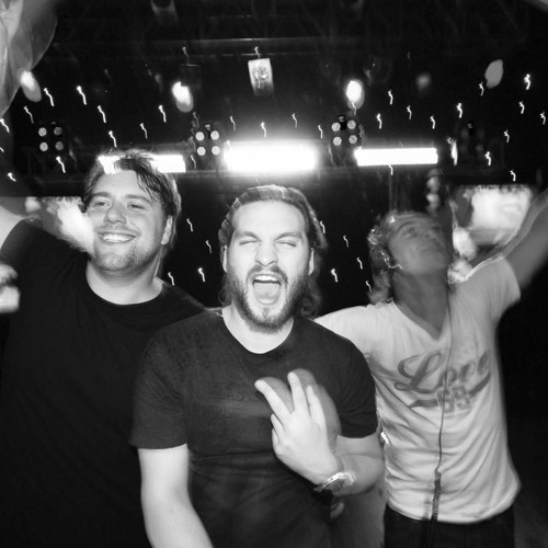 Swedish House Mafia  - The Warehouse Project 2008 (Claes Sommer 'BBC Radio 1 Essential Mix' Remake)