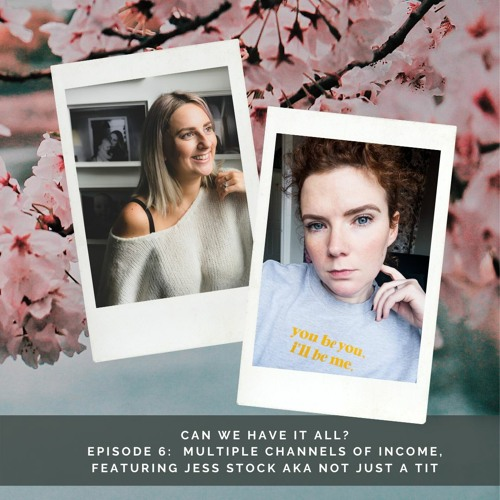 #17 A chat with Jess Stock, Actor turned lawyer turned blogger turned business owner