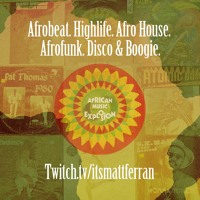 Joints! presents African Music Explosion (4.09.21) - Fela, Tony Allen, Pat Thomas, Ebo Taylor & more