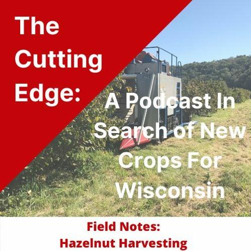 Field Notes: Mechanical Harvest of Hazelnuts