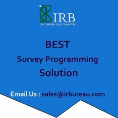 Market Research Company in India - Online Market Research | IRBureau