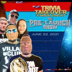 """Trivia Takeover 6 - Pre-Launch show """"Champion's Chase match"""""""