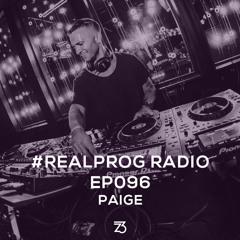 REALPROG Radio EP096 - Paige