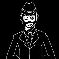 Spy Undertale's Mr. Sansobeat