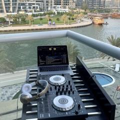 Rooftop mix @ Dubai Marina,UAE